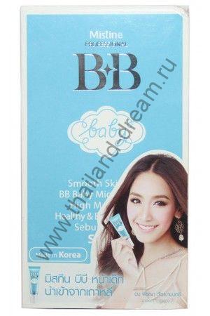 BB крем для гладкости кожи Mistine Baby Face