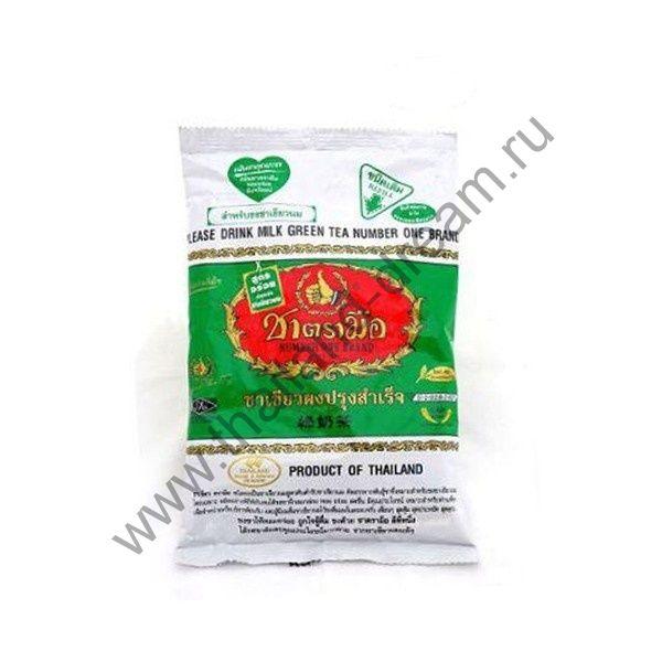 Тайский зелёный молочный чай (Изумрудный)